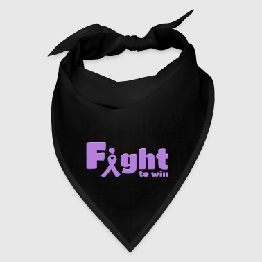 Cancer Support - Fight - Bandana