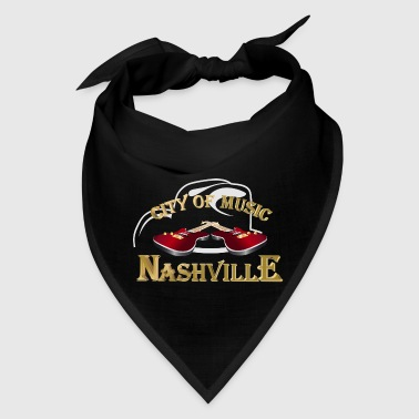 Nashville. City of music - Bandana