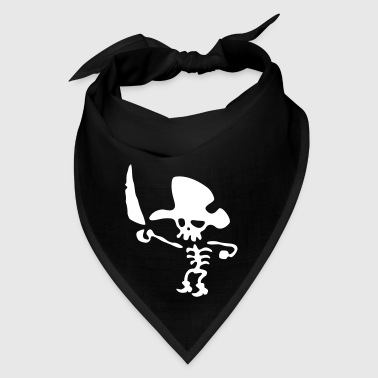 Pirate In Boots / Pirata Con Botas - Bandana