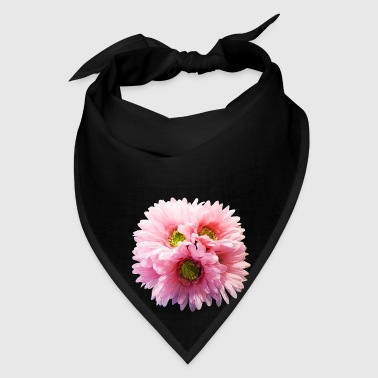 A Bunch of Pink Daisies - Bandana