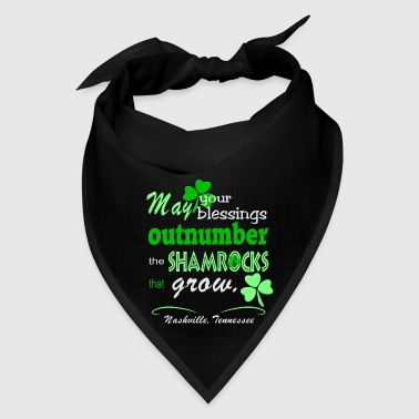 Nashville Irish Blessing - Bandana