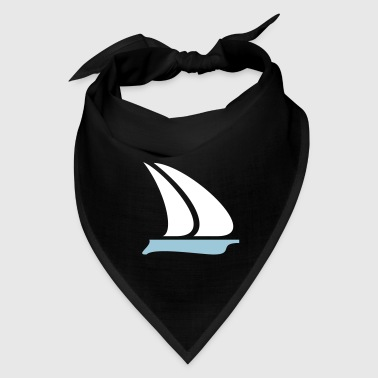 sailboat (2c) - Bandana
