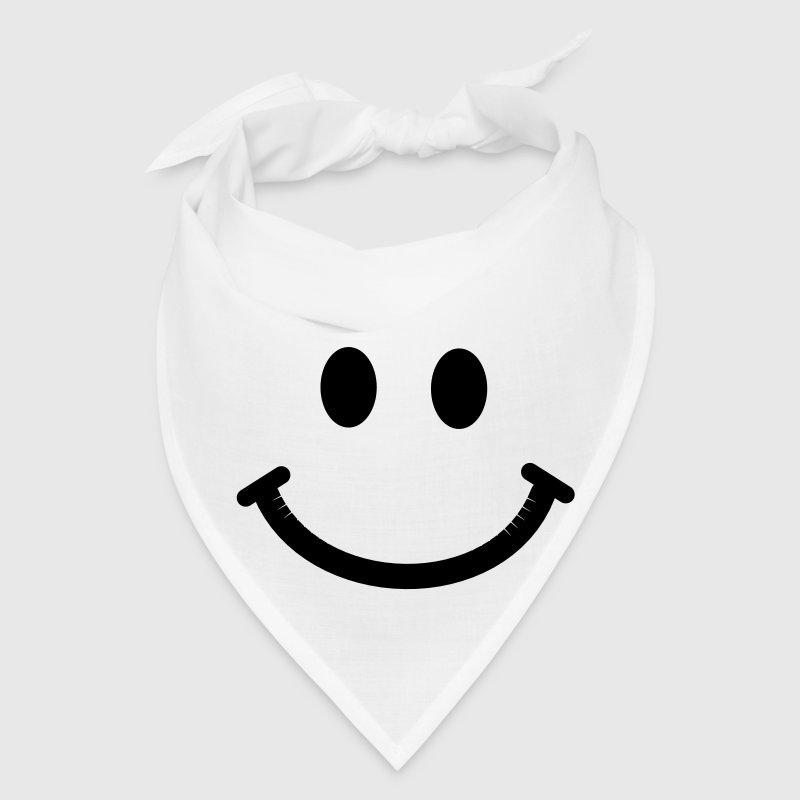 Happy Smiley Face - Bandana