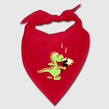 BBQ Dragon - Bandana