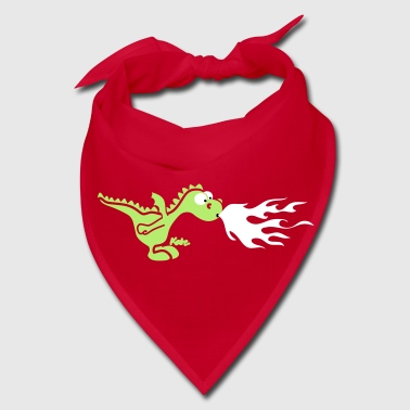 Fire Dragon - Bandana