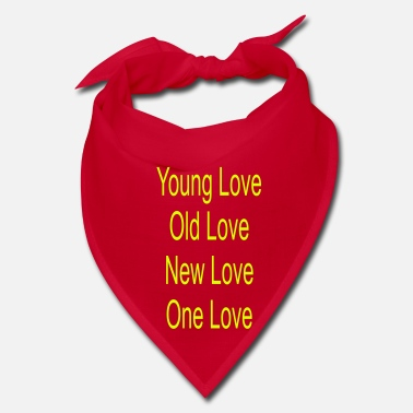 Love young_love_one_love - Bandana