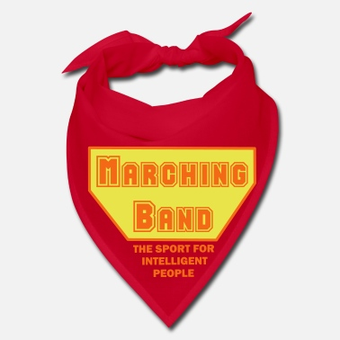 Band Marching Band Sport - Bandana