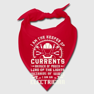Keeper of Currents Bringer of Power Electrician - Bandana