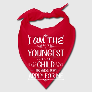 I am the youngest child rules don't apply for me  - Bandana