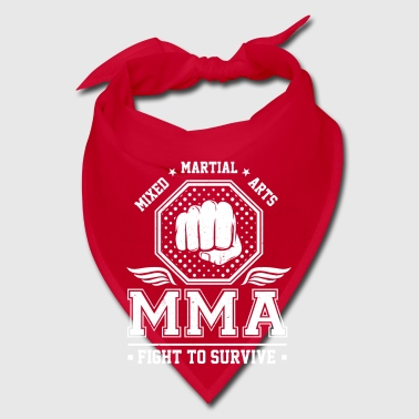Mixed Martial Arts MMA Fight to survive - Bandana