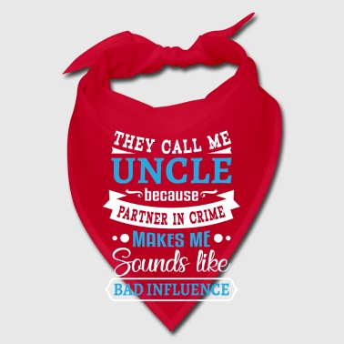 Uncle partner in crime sounds bad influence - Bandana
