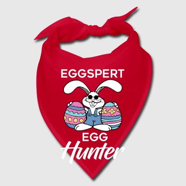 Eggspert Egg Hunter - Easter Rabbit - Bandana