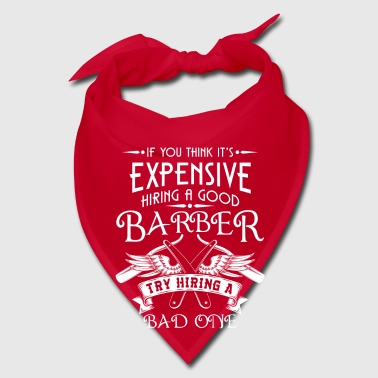 Hiring a good Barber is better than a bad one - Bandana