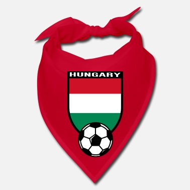 Hungary European Football Championship 2016 Hungary - Bandana