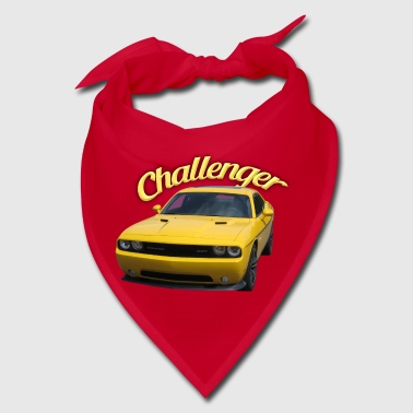 Challenger with Text - Bandana