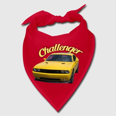 Text Challenger with Text - Bandana