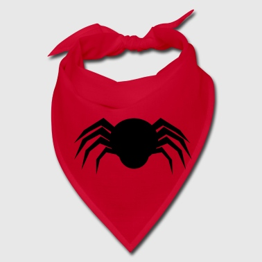 simple spider shape - Bandana