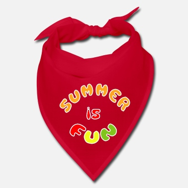 Fun Summer is fun - Bandana