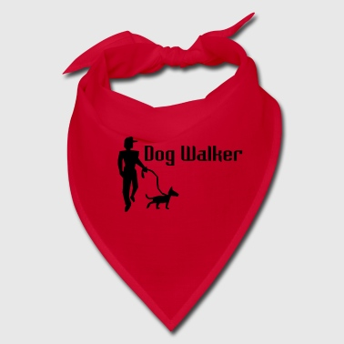 Dog Walker Design Template - Bandana