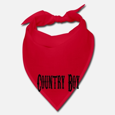 Country Country Boy1 - Bandana