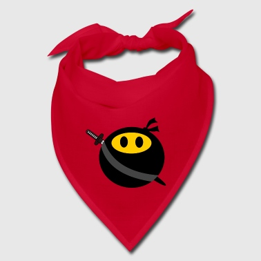Ninja smiley face - Bandana