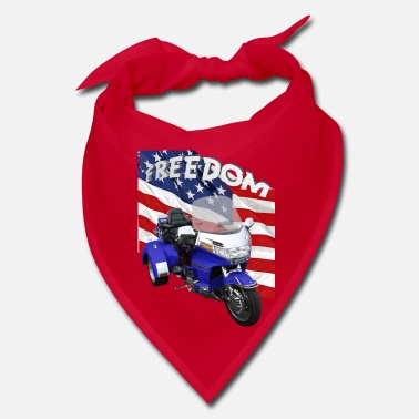 Saddle Trike Freedom - Bandana
