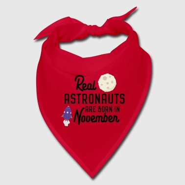 Astronauts are born in November S3jwk - Bandana