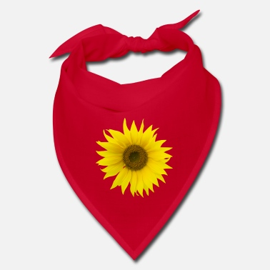 Single Single sunflower - Bandana