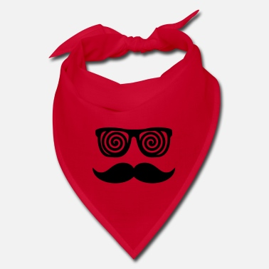 Anonymous  Anonymous confusing Moustache - Bandana