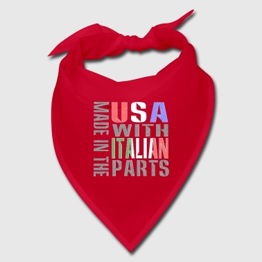 Made in USA Italian Parts - Bandana