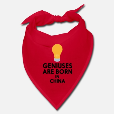 China Geniuses are born in CHINA Sbcv5 - Bandana