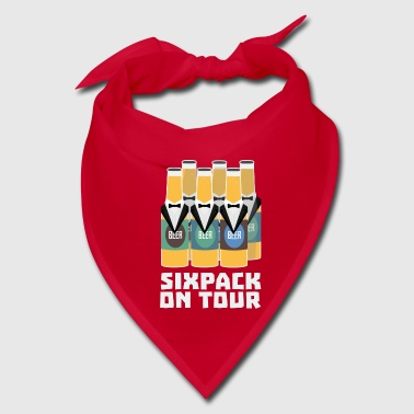 Sixpack Beer on Tour Sn1pu - Bandana