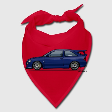 Escort Mark V RS Cosworth Pacifica Blue - Bandana