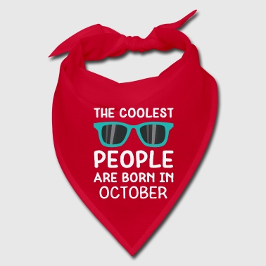 Coolest People in October - Bandana