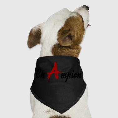 Champion clothing - Dog Bandana