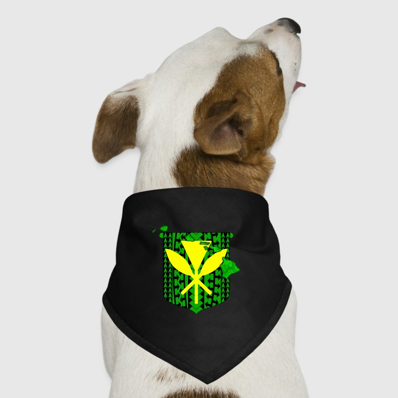 Hawaii Coat Of Arms - Dog Bandana
