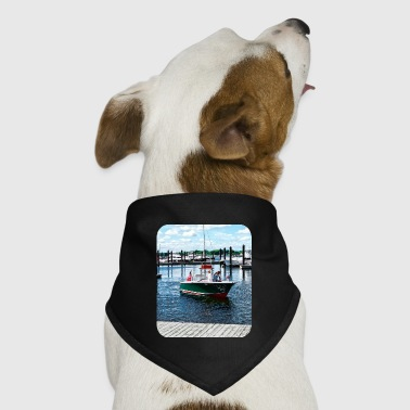 Bristol RI - On The Water - Dog Bandana
