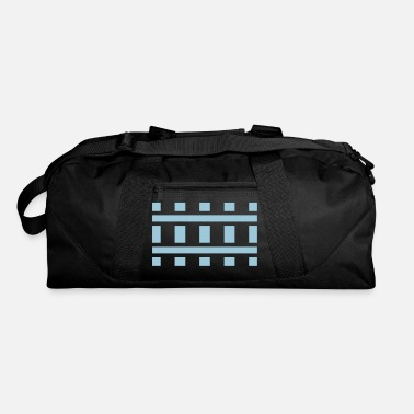 Railway Track Railway Tracks - Duffle Bag