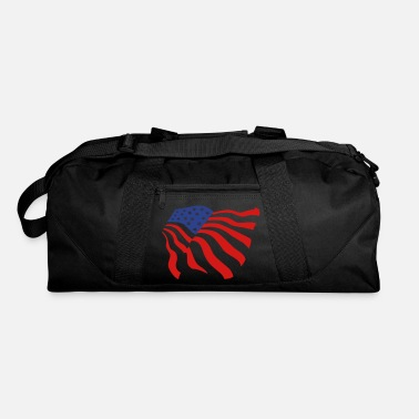American Flags american flag - Duffle Bag