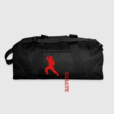 Karate Figure - Duffel Bag