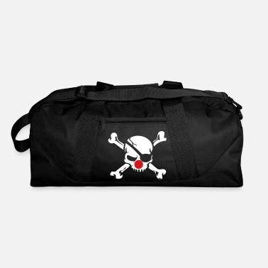 Jolly Roger Clown - Duffle Bag