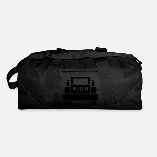 Jeep Bags & Backpacks - Jeep - SUV - Duffle Bag black