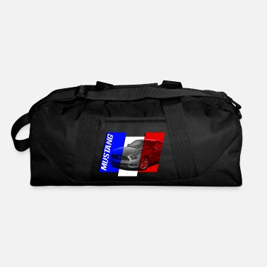 Ford American Mustang Colors - Duffle Bag