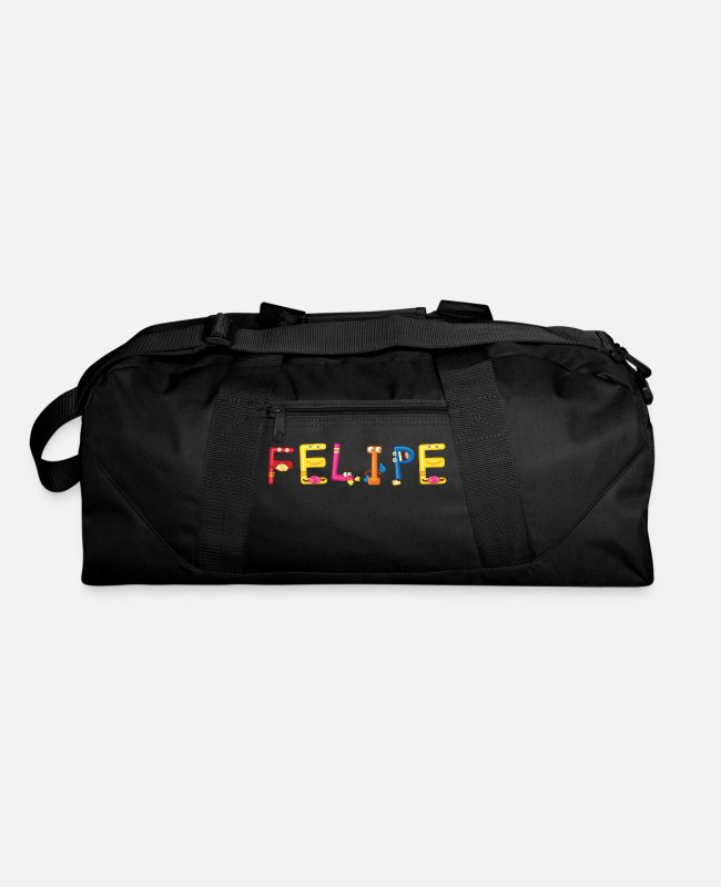Felipe Present Bags & Backpacks - Felipe - Duffle Bag black