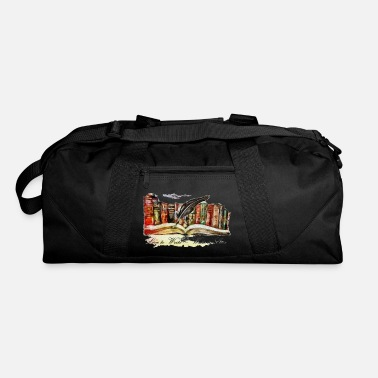 Writing Write to Live - Duffel Bag