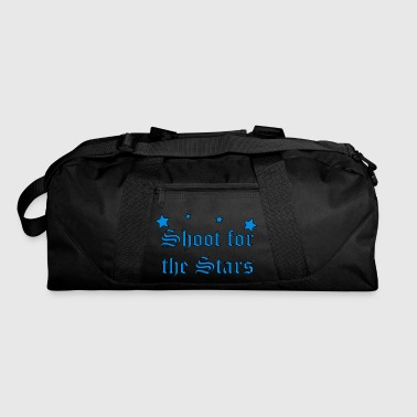 Shooting Star Shoot for the Stars - Duffel Bag