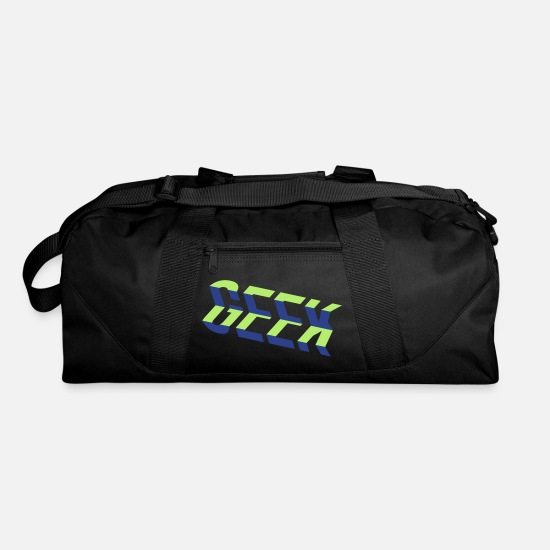 Game Bags & Backpacks - GEEK - Duffle Bag black