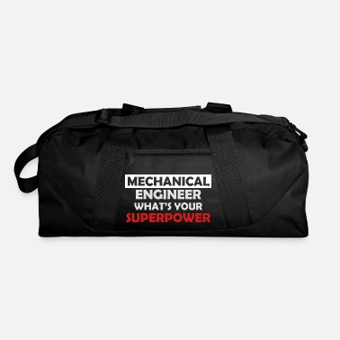 Mechanical Engineering Mechanical Engineer Mechanic - Duffel Bag