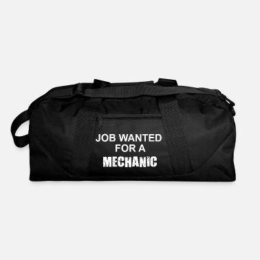 Job Mechanic Job - Duffel Bag