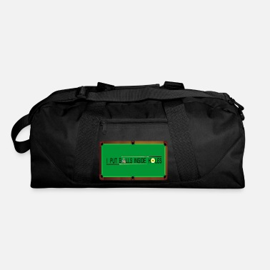 Billiard Table billiards table - Duffle Bag